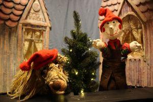Buster og Pjoter Juleforviklinger